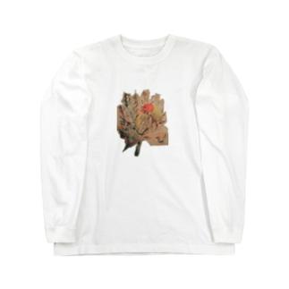 虚漏拿渦や浄化し 賜ふ蓮の華 ともぞうこころの俳句          Long sleeve T-shirts