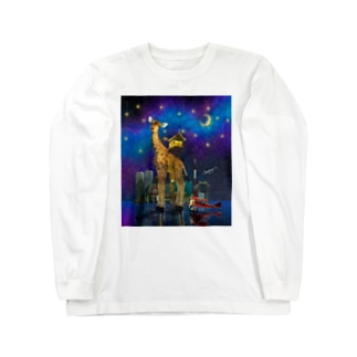 ジラフハウス  Long sleeve T-shirts