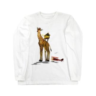 ジラフハウス Type2 Long sleeve T-shirts