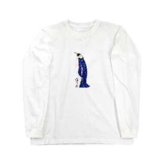 PENGUINs Long sleeve T-shirts