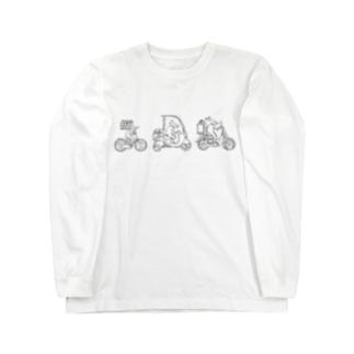 GIGA DEMAE Long Sleeve T-Shirt