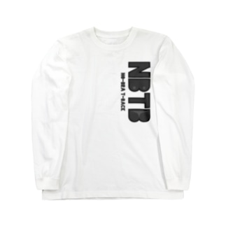 ノーブラTバック Long sleeve T-shirts