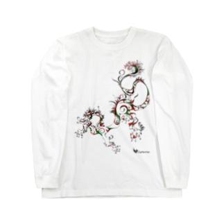 龍 A Long sleeve T-shirts