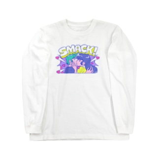 SMACK! Long sleeve T-shirts