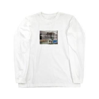 清里ちゃん Long sleeve T-shirts