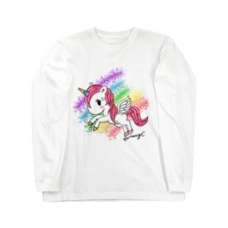 にじゆにこ Long sleeve T-shirts