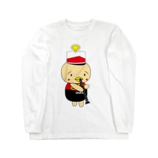オンパ クラ Long sleeve T-shirts