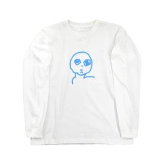 ハロー Long sleeve T-shirts