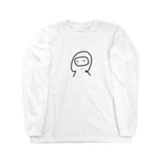 ヘルメッター1 Long sleeve T-shirts