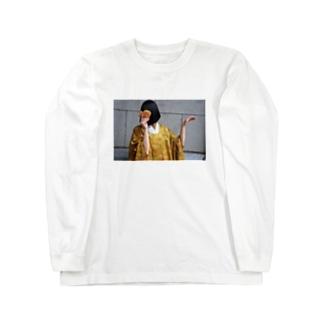 たい焼きグラビア節分 Long sleeve T-shirts