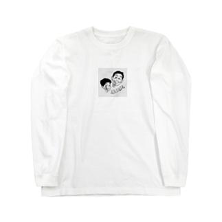 元気デルデル Long sleeve T-shirts