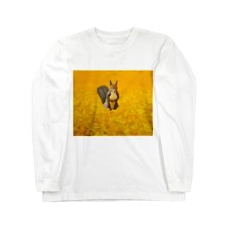 出逢い Long sleeve T-shirts
