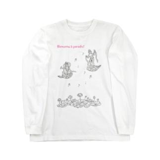 paradise Long sleeve T-shirts