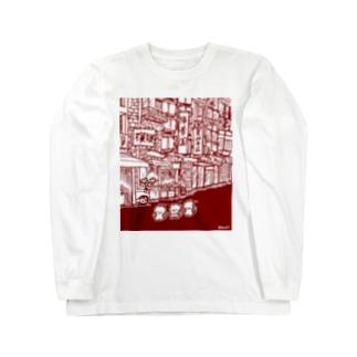 太夫トリップ Long sleeve T-shirts