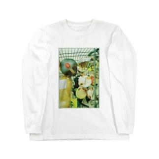 PHOTO_T_スーパー Long sleeve T-shirts