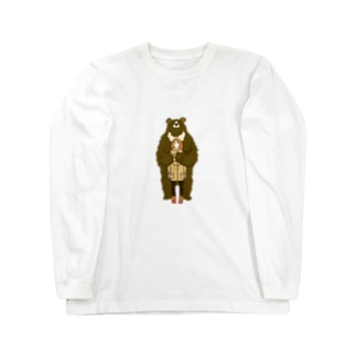 BEAR-girl Long sleeve T-shirts