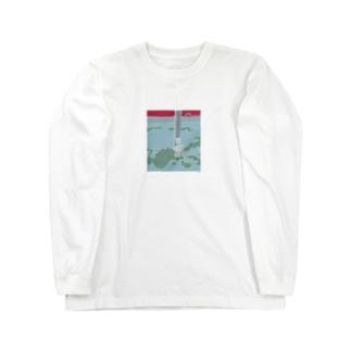 スクラップ Long sleeve T-shirts
