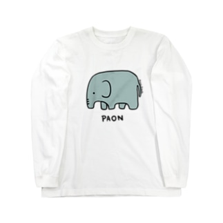 PAON Long sleeve T-shirts