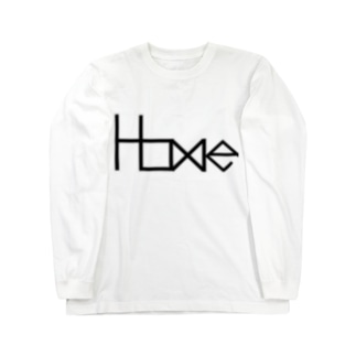 HOME公式グッズ Long sleeve T-shirts