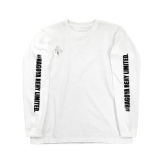 ドリチケモチーフ_ロングスリーブTシャツ_BLACK Long sleeve T-shirts