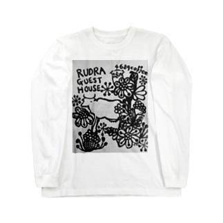 インドバラナシルドラゲストハウス Long sleeve T-shirts