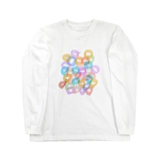 SHUWASHUWA Long sleeve T-shirts