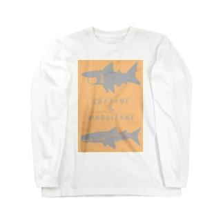 UBAZAME & JINBEIZAME Long Sleeve T-Shirt