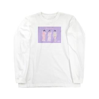 どれがすき? Long sleeve T-shirts