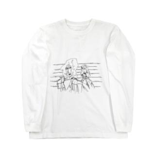優作ロンT Long sleeve T-shirts