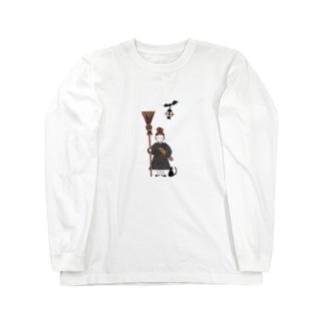 まじょっこ Long sleeve T-shirts