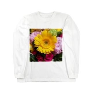 はなたば(春先) Long sleeve T-shirts