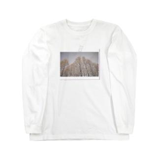 旅シリーズ 凛 Long sleeve T-shirts