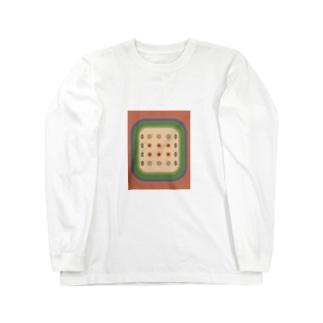 button Long sleeve T-shirts