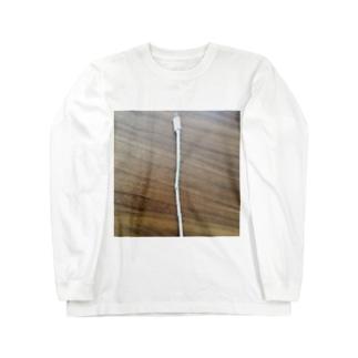 こはるちゃんの悪事 Long sleeve T-shirts