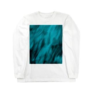 Born to Burnの炎01-01 Long Sleeve T-Shirt