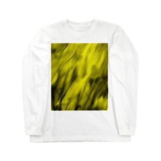 Born to Burnの炎01-02 Long Sleeve T-Shirt