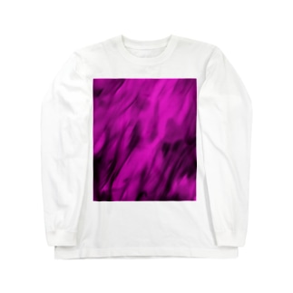 Born to Burnの炎01-03 Long Sleeve T-Shirt