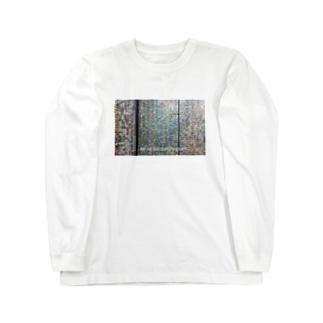 タイの缶バッチ屋さん Long sleeve T-shirts