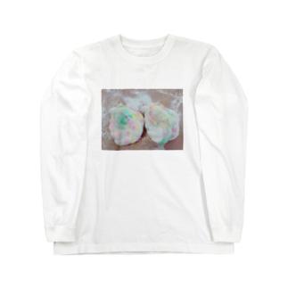 おこしもの Long sleeve T-shirts