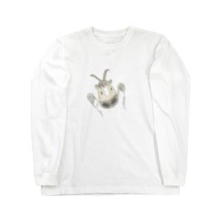 ゆるクロロ Long sleeve T-shirts