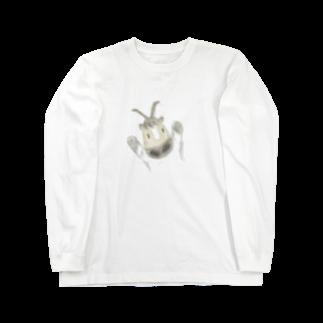 クロゆめマーケットのゆるクロロ Long sleeve T-shirts