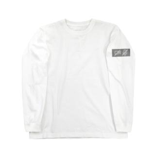テレワーク・マイクビデオ Long sleeve T-shirts