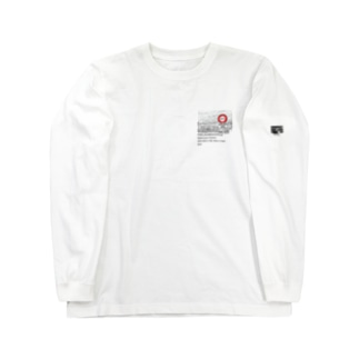 S×A スイス&メッセージ NEW Long sleeve T-shirts