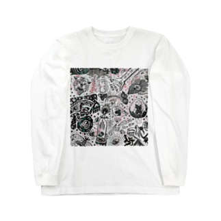 In my head Long sleeve T-shirts