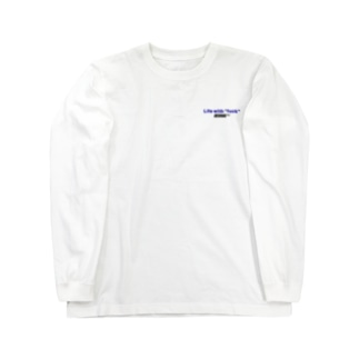 life with fuck Long sleeve T-shirts