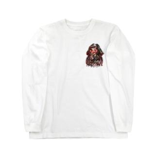 なやめるシスター Long sleeve T-shirts