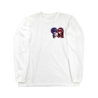 それは愛か、執着か Long sleeve T-shirts