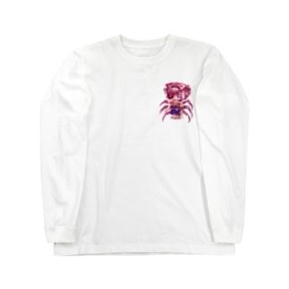 すぱいだーチャン Long sleeve T-shirts