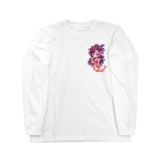 マドンナちゃん Long sleeve T-shirts