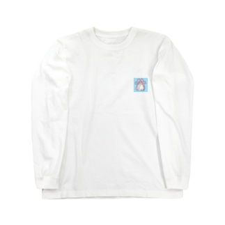 ニクキュー②  Long sleeve T-shirts